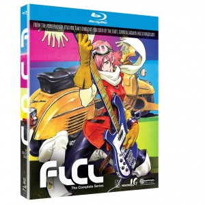 FLCL Blu-ray Case