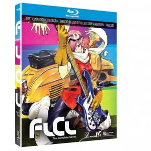FLCL Blu-ray Case