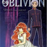 The Melody of Oblivion Cover
