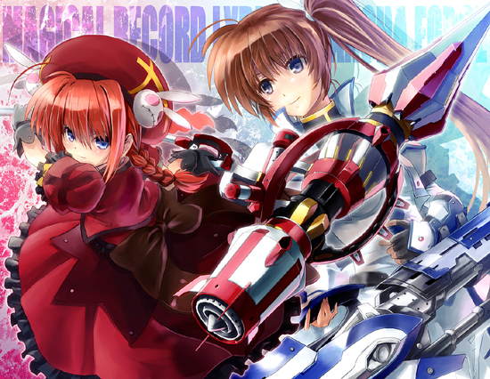 Nanoha Force