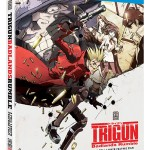 Trigun: Badlands Rumble Blu-ray Cover