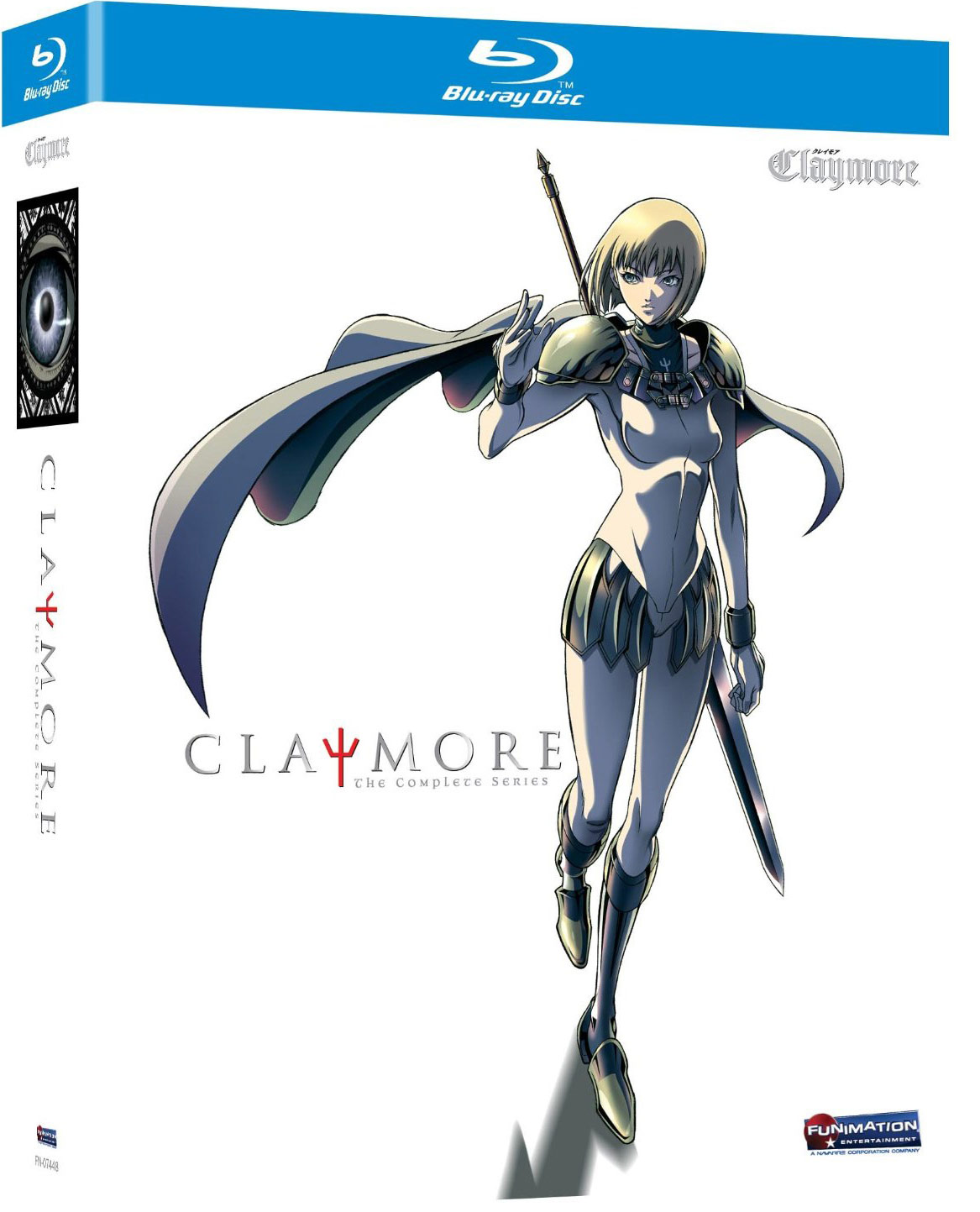 Claymore Blu-ray