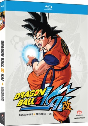 Dragon Ball Z Kai Blu-ray Season 1