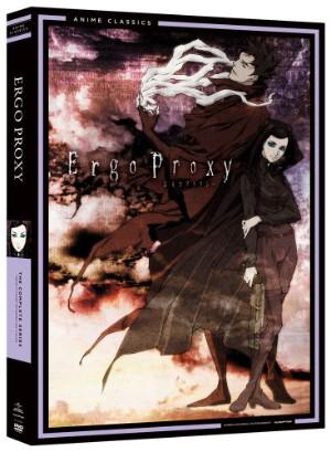 Ergo Proxy Anime Classic