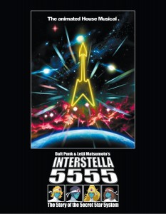 Interstella 5555 DVD Case