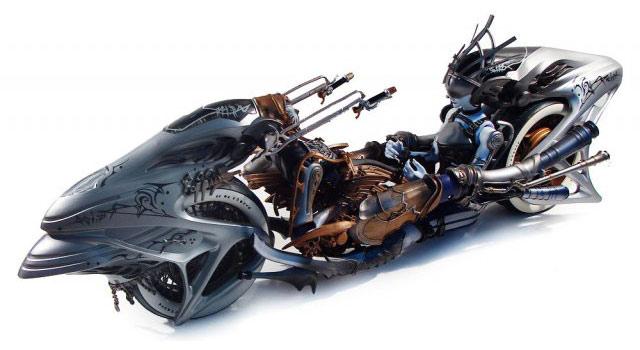 Shiva Bike 1