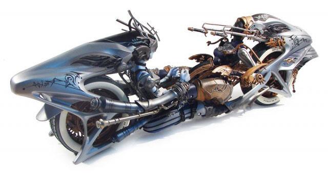 Shiva Bike 2