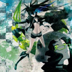 Black Rock Shooter Blu-ray Box Review