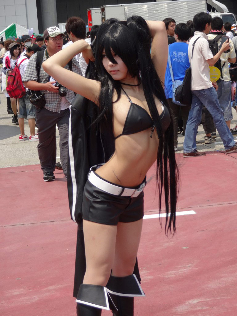 Black Rock Shooter 1