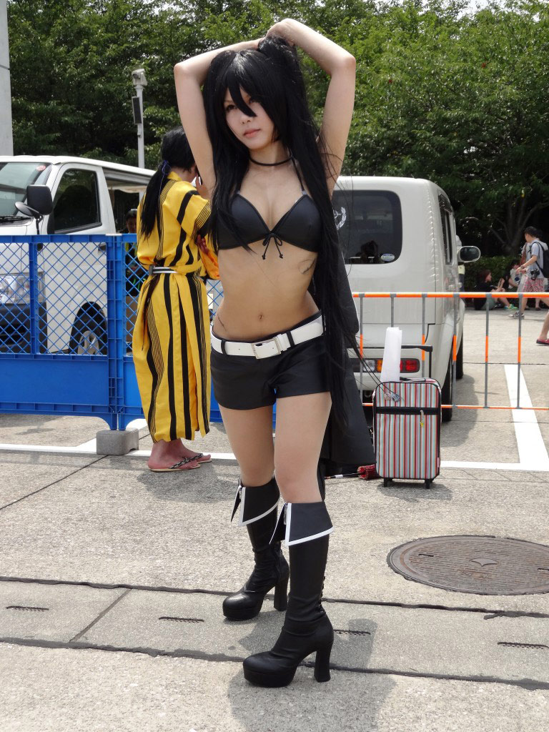 Black Rock Shooter 2