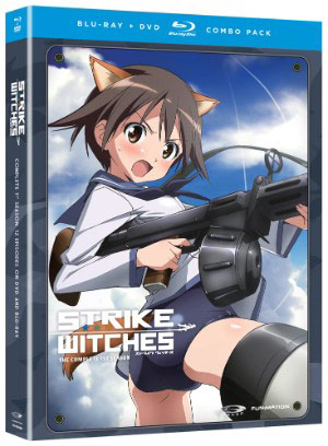 Strike Witches Complete First Season