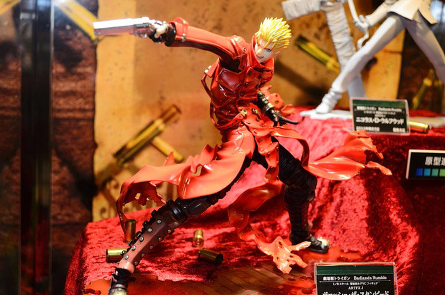 Incoming New Trigun Figure Hanna Justina Marseille Rivalry And Poor