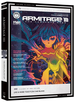 Armitage III The Complete Saga Box Art