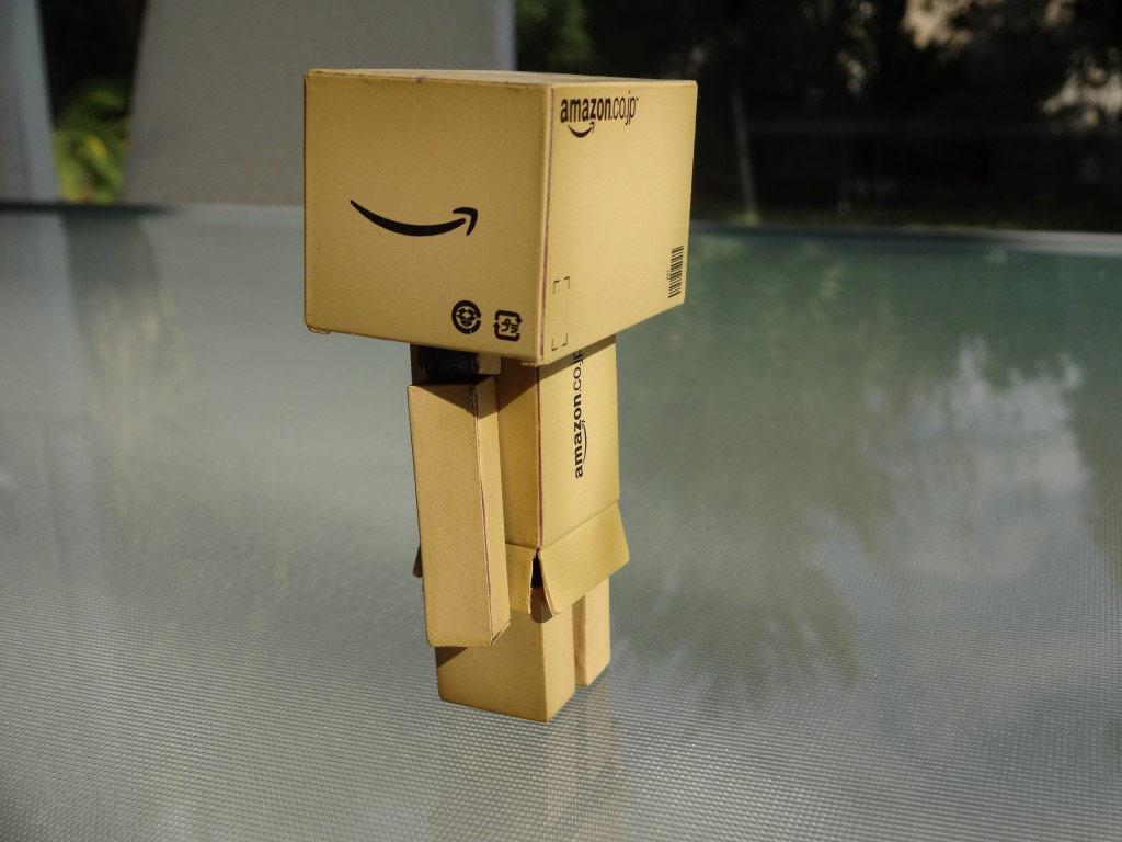 Yotsuba&! Danbou Amazon Edition 4