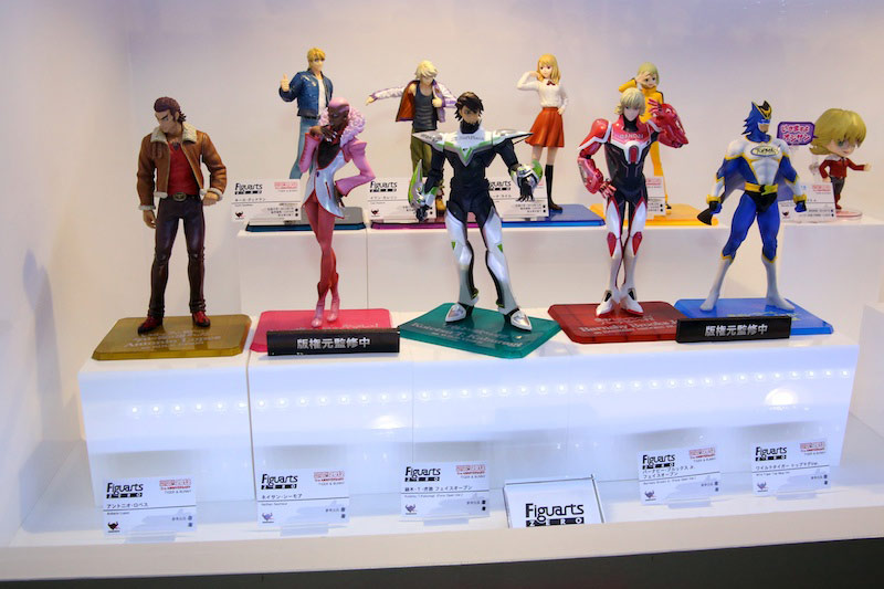 S.H. Figuarts Zero Tiger and Bunny 1