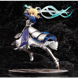 Saber 1/8 Figure with Excalibur