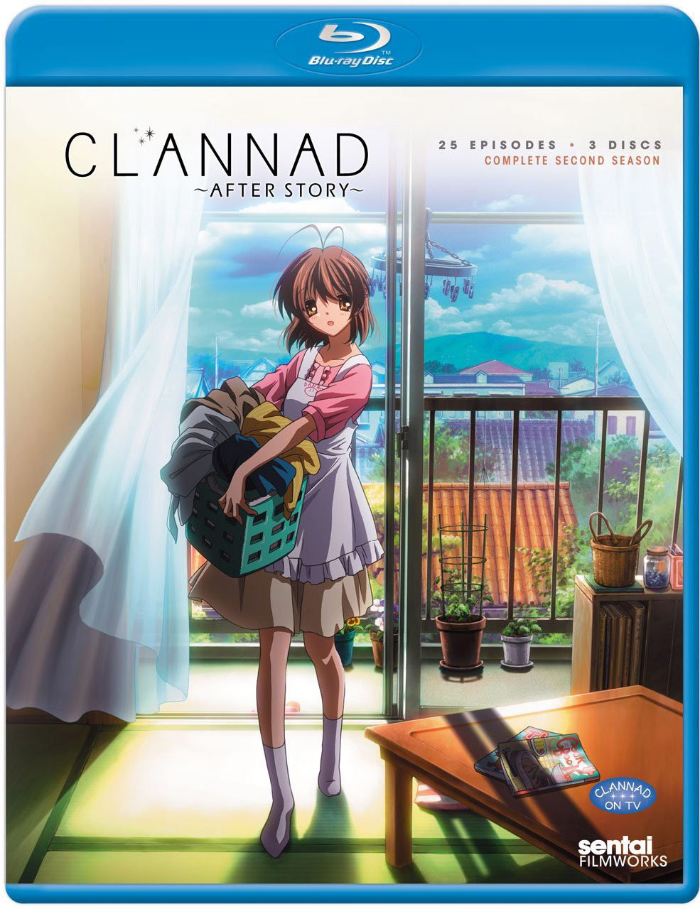 Clannad After Story Blu-ray Complete Collection (Right Stuf)