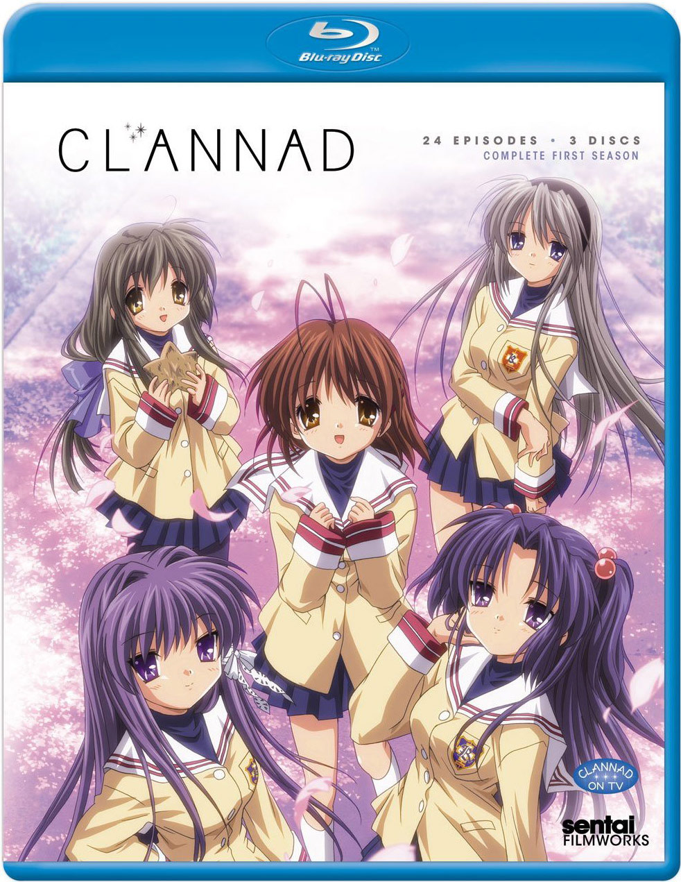 Clannad Blu-ray Complete Collection (Right Stuf)