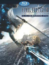 Final Fantasy VII: Advent Children Blu-ray (Right Stuf)