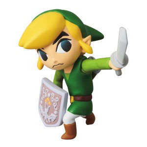 Ultra Detailed Figure Wind Waker Link
