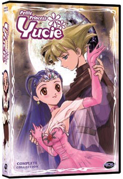 Petite Princess Yucie DVD Complete Collection (Amazon)