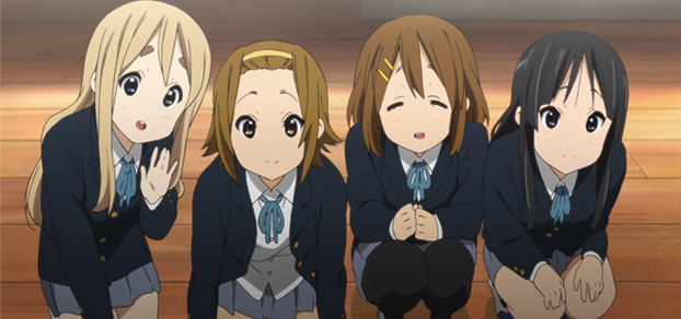 K-ON! The Movie Blu-ray Review