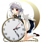 anime clock
