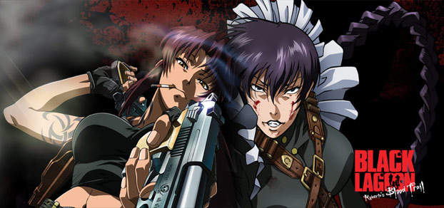 Black Lagoon: Roberta's Blood Trail Review