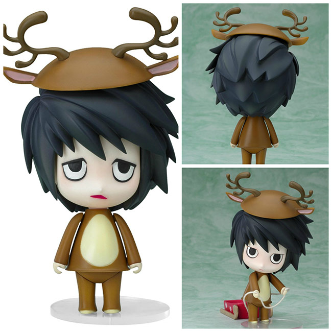 Nendoroid-Death-Note-L-Reindeer-Version