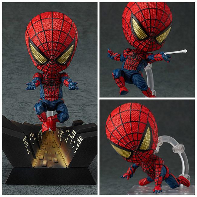 Nendoroid-Spider-Man-Heros-Edition